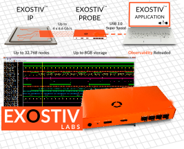 EXOSTIV for FPGA debug from Exostiv Labs